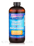 Liquid Vitamin C + Bioflavanoids 16 oz