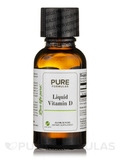 Liquid Vitamin D-3 - 1 fl. oz (30 ml)