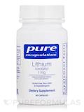 Lithium (orotate) 1 mg - 90 Capsules