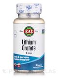Lithium Orotate 5 mg - 60 VegCaps
