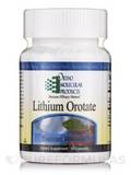 Lithium Orotate - 60 Capsules