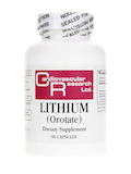 Lithium (Orotate) - 90 Capsules
