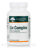 Liv Complex 90 Vegetable Capsules