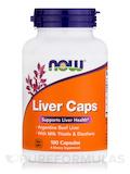 Liver Caps 100 Capsules