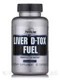Liver D-Tox Fuel 60 Capsules