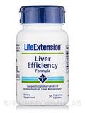 Liver Efficiency Formula - 30 Vegetarian Capsules