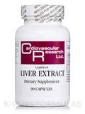 Liver Extract 90 Capsules