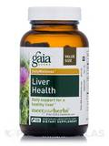 Liver Health - 120 Vegetarian Liquid Phyto-Caps