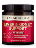Liver & Kidney Support for Cats & Dogs - 1.7 oz (48.5 Grams)