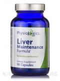 Liver Maintenance Formula 90 Capsules