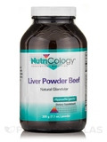Liver Powder Beef Powder (Natural Glandular) - 200 Grams