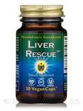 Liver Rescue™ 5+ - 30 Vegan Capsules