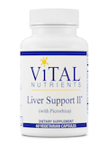 Liver Support II with Picrorhiza 60 Vegetable Capsules