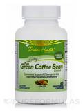 Living Pure Green Coffee Bean Extract - 60 Vegetarian Capsules
