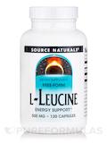 L-Leucine 500 mg - 120 Capsules
