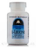 L-Leucine 500 mg 60 Capsules