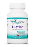 L-Lysine - 100 Vegetarian Capsules