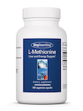 L-Methionine 500 mg 100 Vegetarian Capsules