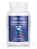 L-Methionine - 100 Vegetarian Capsules