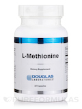 L-Methionine 500 mg - 60 Capsules