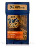 Long Lasting Deodorant for Men, Deep Forest - 2.25 oz (64 Grams)