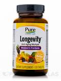 Longevity Women's Formula - 120 Tablets