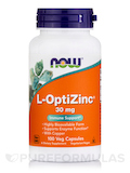 L-OptiZinc 30 mg - 100 Capsules