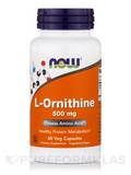 L-Ornithine 500 mg 60 Capsules