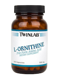 L-Ornithine 500 mg - 100 Capsules