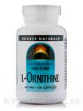 L-Ornithine 667 mg - 100 Capsules