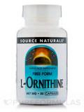 L-Ornithine 667 mg 50 Capsules