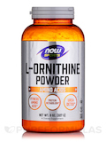 NOW® Sports - L-Ornithine Powder - 8 oz (227 Grams)