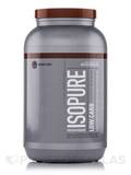 Isopure Low Carb Dutch Chocolate - 3 lb (1361 Grams)