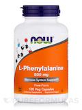 L-Phenylalanine 500 mg - 120 Capsules