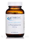 L-Phenylalanine 500 mg 60 Capsules