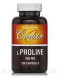 L-Proline 500 mg 100 Capsules