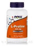L-Proline 500 mg - 120 Vegetarian Capsules