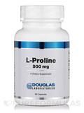 L-Proline 500 mg 60 Capsules
