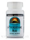 L-Pyroglutamic Acid 1000 mg - 60 Tablets