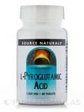 L-Pyroglutamic Acid 1000 mg 60 Tablets