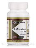 L-Taurine 325 mg -Hypoallergenic 100 Capsules