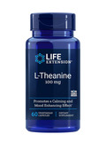 L-Theanine 100 mg 60 Vegetarian Capsules