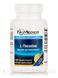L-Theanine 120 Vegetable Capsules