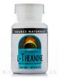 L-Theanine 200 mg - 30 Tablets