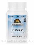 L-Theanine 200 mg - 60 Tablets