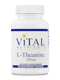 L-Theanine 200 mg - 60 Vegetable Capsules