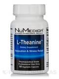 L-Theanine 60 Vegetable Capsules