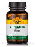 L-Theanine 200 mg with B-6 - 60 Vegan Capsules