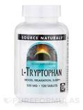 L-Tryptophan 500 mg - 120 Tablets