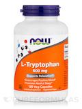 L-Tryptophan 500 mg - 120 Vegetarian Capsules